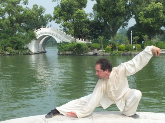 TAICHI CHUAN COURS STAGES